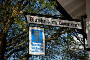Wirtshaus am Bavariapark in München